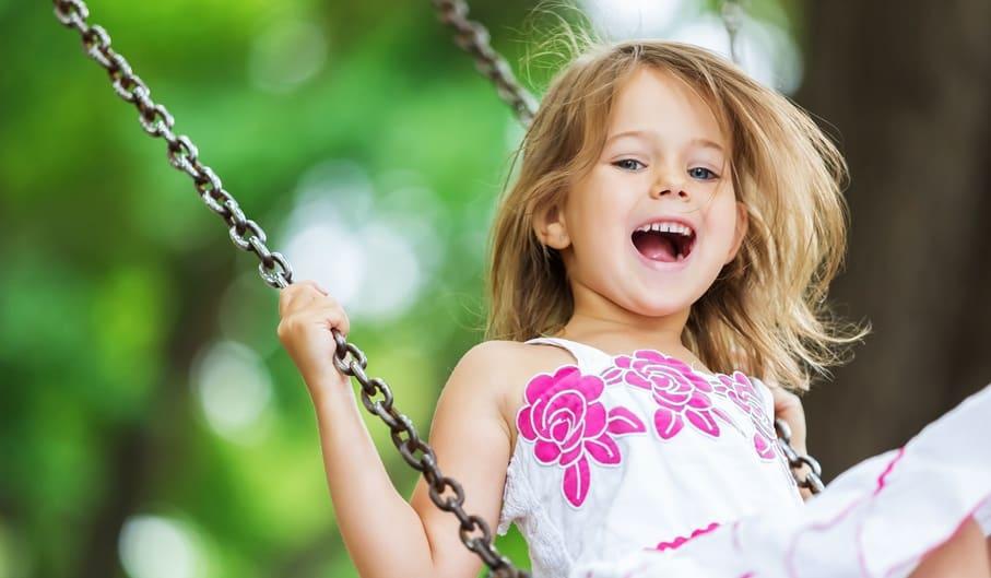 Le bonheur d'un sourire