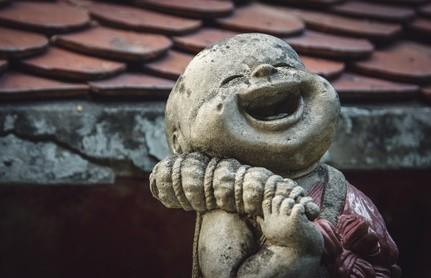 Le bonheur est dans le karma