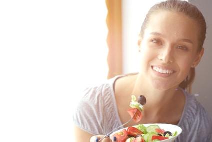 Bien s'alimenter, source de bonheur