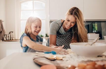 Cuisiner, la recette du bonheur