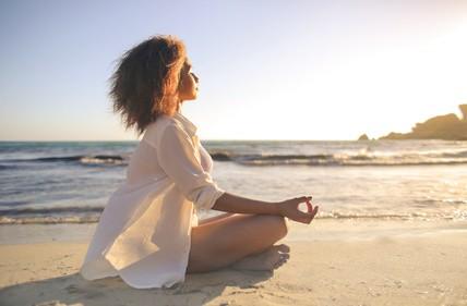 Le bonheur grâce à la méditation?
