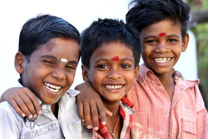 Une école en Inde donne la priorité au bonheur!