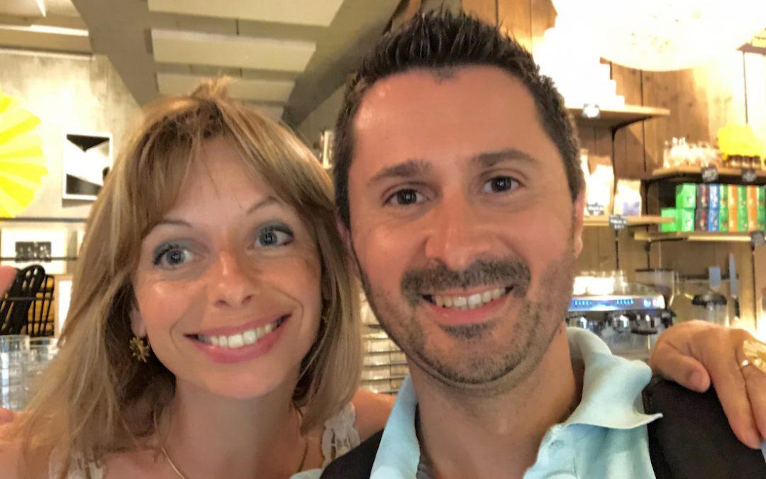 Sandra Meunier et Julien Peron pour le bonheur des enfants et des grands