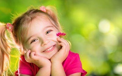 Sourire: le bonheur tout simplement