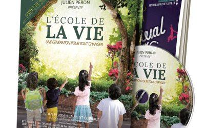 """DVD """"L'école de la vie"""" et son livret de 40 pages enfin disponibles"""