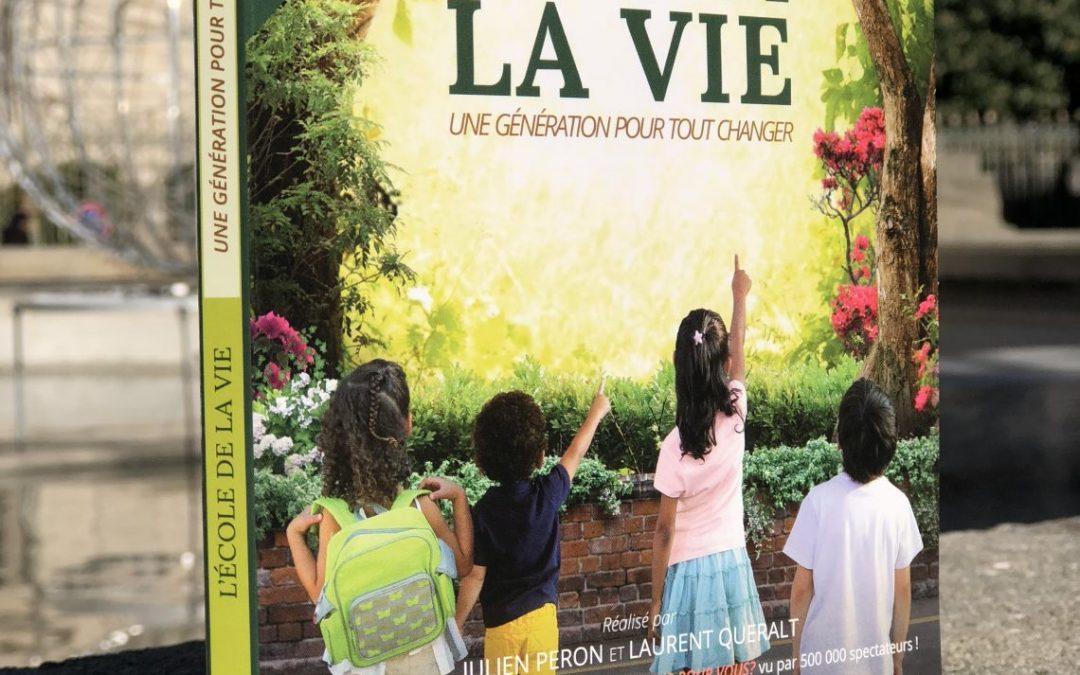 Sortie DVD du film L'école de la vie, une génération pour tout changer