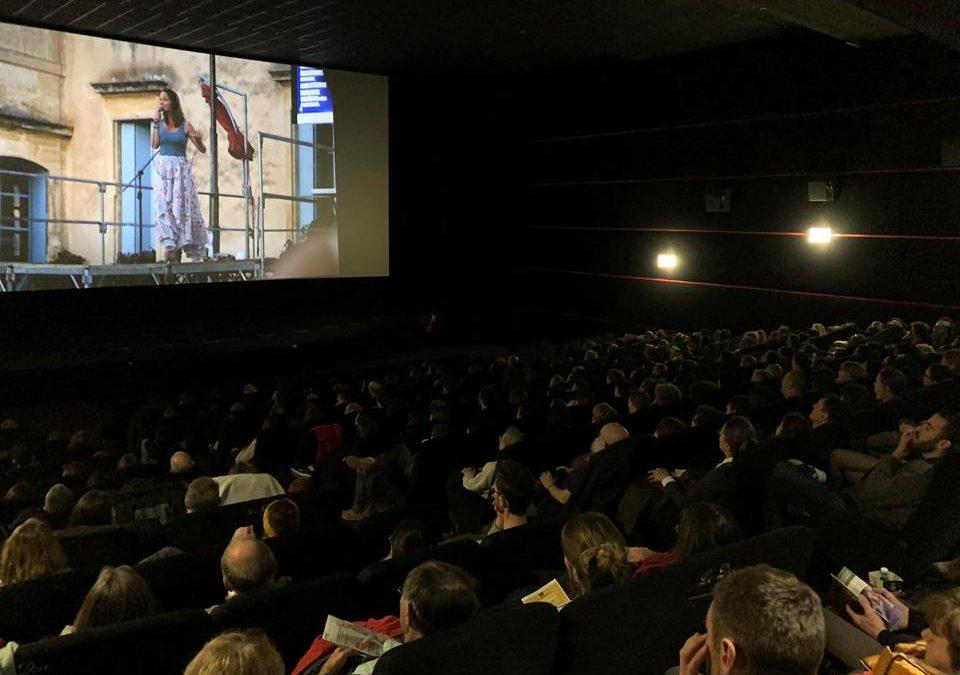 Succès pour l'avant première du film L'école de la vie, une génération pour tout changer à Montpellier