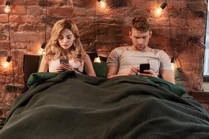 Plus heureux sans téléphone portable