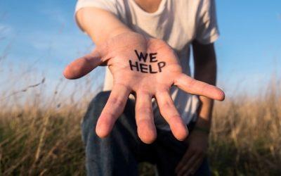 Aider les autres peut faire votre bonheur