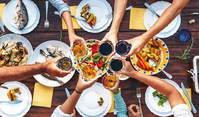 Votre façon de manger facilite votre bonheur, le saviez vous ?