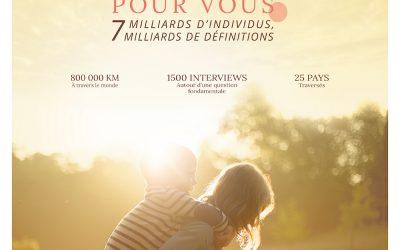1 million de spectateurs autour du bonheur