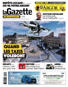 medias et c'est quoi le bonheur pour vous de julien peron - Gazette de Montpellier