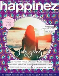 medias et c'est quoi le bonheur pour vous de julien peron - Happiness Magazine
