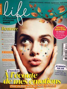 medias et c'est quoi le bonheur pour vous de julien peron - Life Magazine