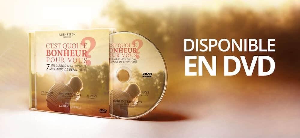 Achetez le DVD c'est quoi le bonheur pour vous