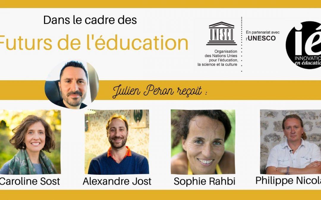 L'agence Neobienetre partenaire de l'UNESCO dans le cadre des futurs de l'éducation