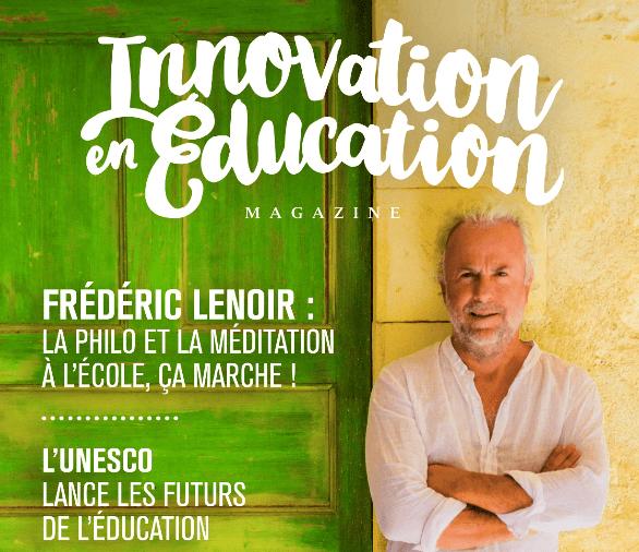 Magazine Innovation en Éducation dédié à l'éducation positive