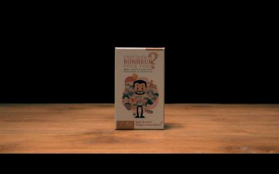 Vidéo jeu de cartes c'est quoi le bonheur pour vous