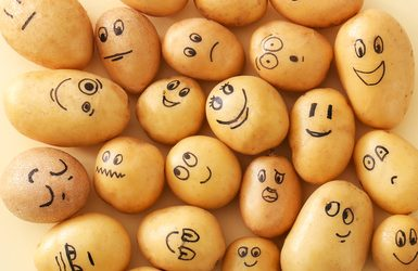 Répandez le bonheur, envoyez une patate!